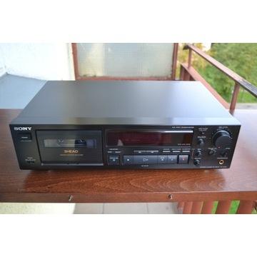 deck Sony TC-K590 Piękny