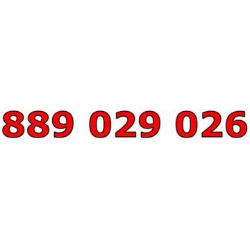 889 029 026 HEYAH ŁATWY ZŁOTY NUMER STARTER