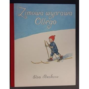 Elsa Beskow - Zimowa wyprawa Ollego