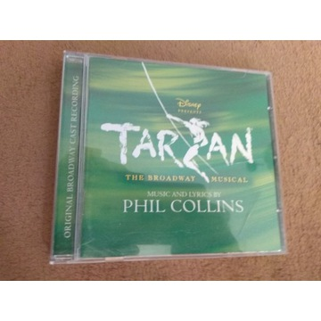Tarzan - The Broadway Musical  Phil Collins