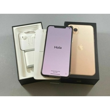 iPhone 11 pro max 64GB gold | stan IDEALNY