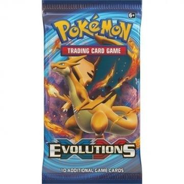 POKEMON XY EVOLUTIONS Orginalny Booster