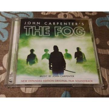John Carpenter The Fog OST expanded 2 CD