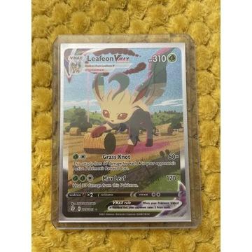 Pokemon tcg Leafeon VMAX alternate art