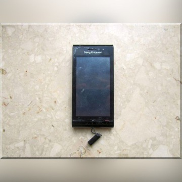 Sony Ericsson Satio U1i bez simloka
