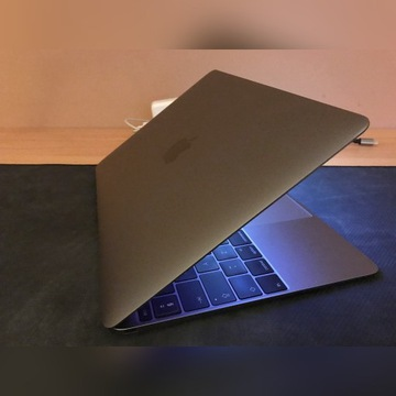 Apple MacBook 12 Retina + Adapter 8w1 Space Gray