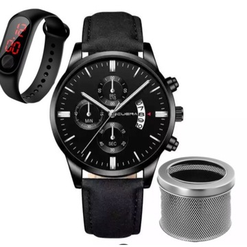 Zegarek w Zestawie prezentowym + GRATIS!!