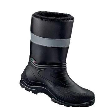 Włoskie Buty kalosze śniegowce  ocieplane R.41