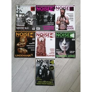 NOISE magazine Ghost Slayer King Dude