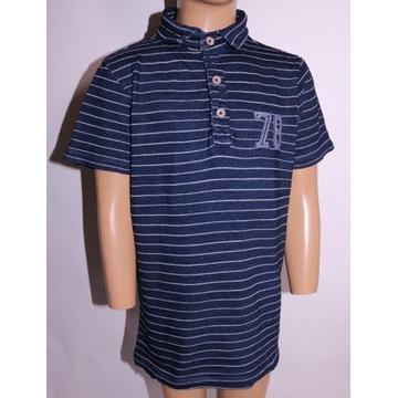 Koszulka chłopięca polo F&F 128-134