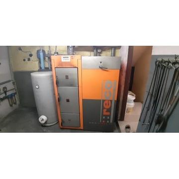 Piec na ekogroszek RECO 24,6 kW żeliwny