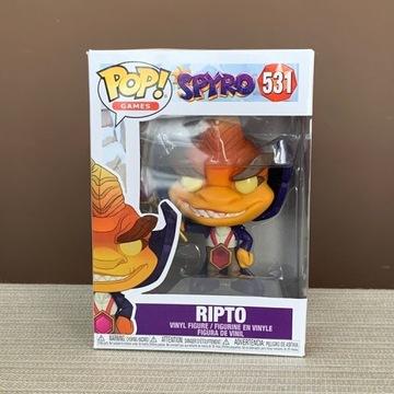 Funko Pop! Spyro –Ripto