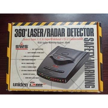 UNIDEN LRD 6199SWS 360 LASER/RADAR DETECTOR