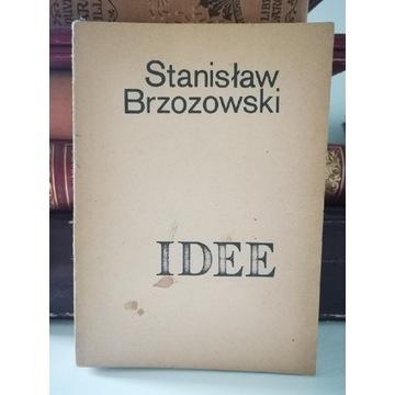 Książka Idee Stanisław Brzozowski