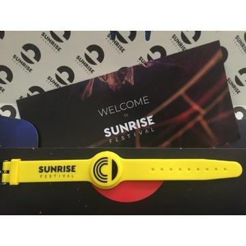 Bilet Sunrise Festiwal