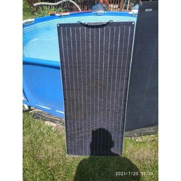Solarny panel fotowoltaiczny elastyczny flex 100W