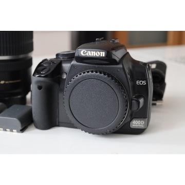 Canon eos digital 400d + Canon efs 17-55/2,8