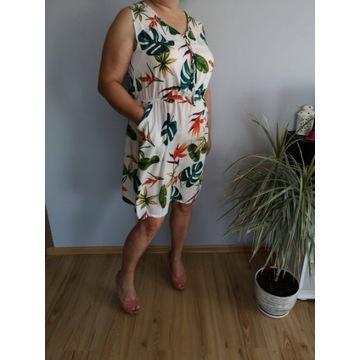 Letnia sukienka rozmiar L/XL