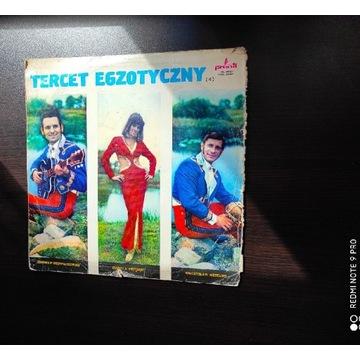 Tercet Egzotyczny płyta winylowa stan VG 1971 rok