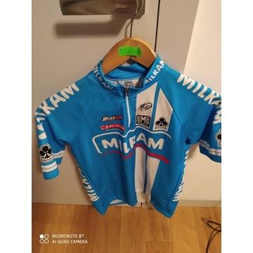 Koszulka kolarska SANTINI Team MILRAM UCI TOUR XXL