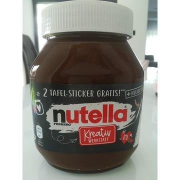 Nutella 750g.niemiecka