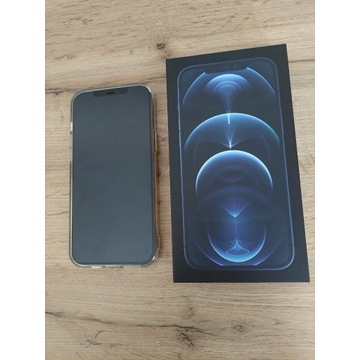 iPhone 12 Pro Max 128 GB Niebieski zobacz!