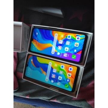 Smartfon Huawei p 30 lite czarny i niebieski