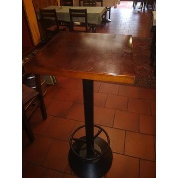 Stół koktailowy wysoki