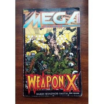 MEGA MARVEL WEAPON X Nr 4(5)/94