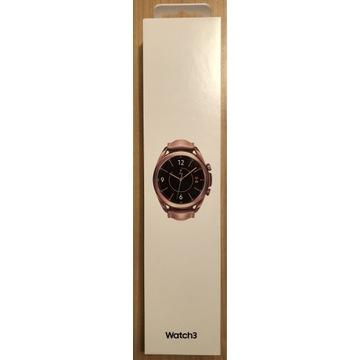 Galaxy Watch3 LTE (41mm) Mystic Bronze NOWY