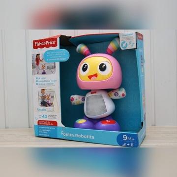 Robot FISHER PRICE Bella, interkatywny, tańczy
