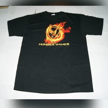 IGRZYSKA ŚMIERCI - HUNGER GAMES  t - shirt / nowa