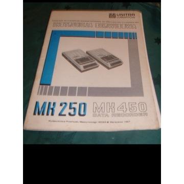 SCHEMAT  SERWISOWY MAGNETOFONU MK 250