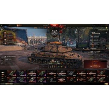 Konto World of tanks Chieftain,Obj.260
