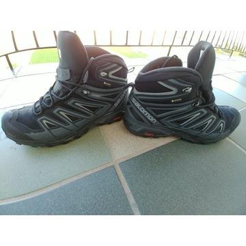 Buty trekingowe Salomon X Ultra 3 Mid GTX