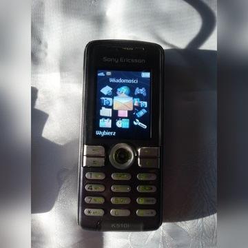Sony Ericsson k510 i