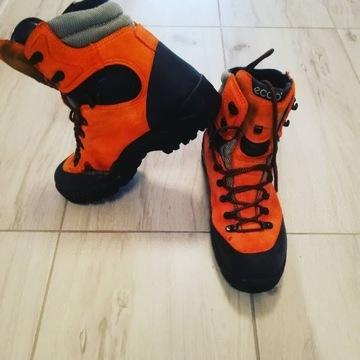 Buty górskie Ecco w rozmiarze 45, membrana GoreTex
