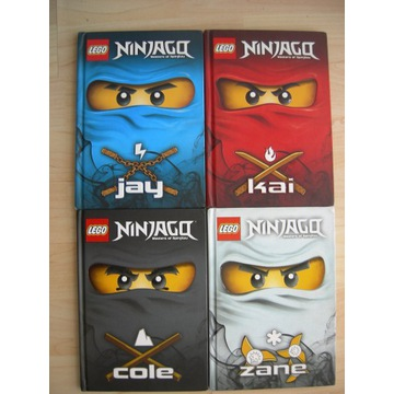 LEGO NINJAGO Masters of Spinjitzu.