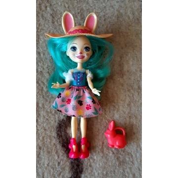 Enchantimals lalka z różowym królikiem