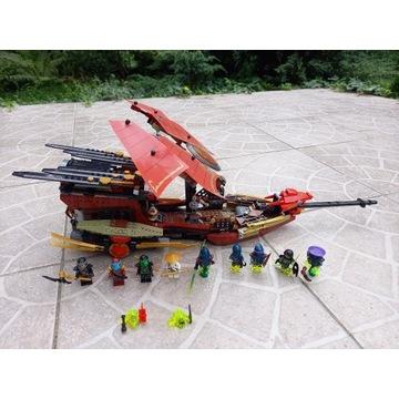 Lego Ninjago  70731, 70733, 70735 ,70735, 70738