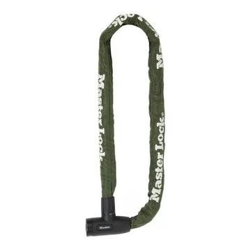 Łańcuch zabezpieczający Master Lock 8 mm 100 cm
