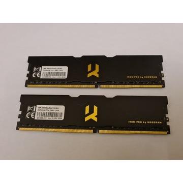 Goodram IRDM Pro 2x8GB DDR4 3600MHz CL 17 16GB