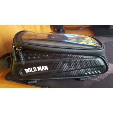sakwa etui na rower Wild Man