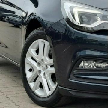 "Kołpaki strukturalne 16"" Opel Astra 5x105 komplet"