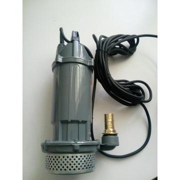 Pompa do wody czystej brydnej szamba mocna