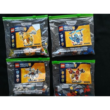 Lego - ponad 250 g klocków