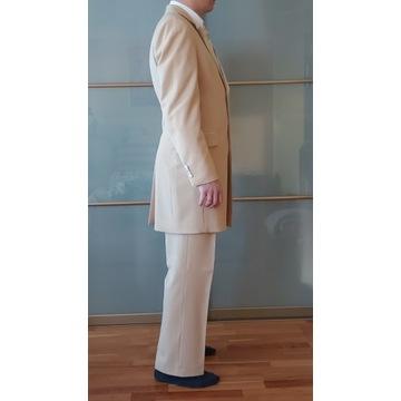 Frak ślubny garnitur surdut zestaw wzrost około 18