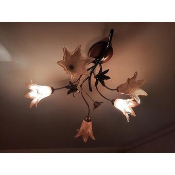 Lampa wisząca Sigma Liv 5p- używana ale jak nowa !