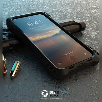 PANCERNE ETUI IPHONE 6 R-JUST AMIRA ORYGINAŁ!