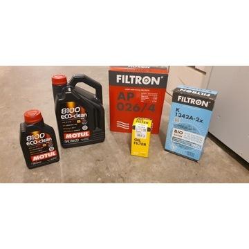 Serwis olejowo filtrowy bmw mini 2.0 turbo benzyna